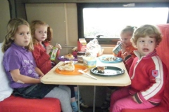 Op de camping 2011
